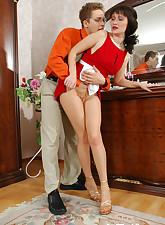 Sex-hung.., Anal Pantyhose
