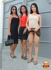 Three.., Pleasure Me Asia