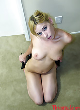 Blonde.., Throated