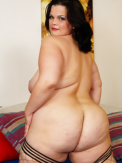 BBB Fever. Big hot BBW gets her brains fucked out!