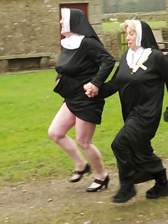 TAC Amateurs. Hi Guys heres some Fun Pics shot last year on location in Cumbria while we were filming a movie Nuns On The Run and..