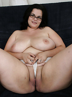 BBB Fever. Big girl in glasses has her massive ass pounded!