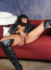 Dark.., Girls In Leather Boots