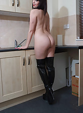 Sexy.., Girls In Leather Boots
