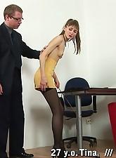 Boss.., Spanking Them