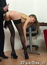 Office.., Spanking Them