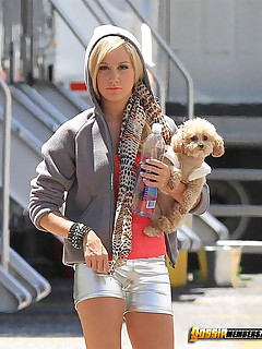 Paparazzi Stalkers. Ashley Tisdale's..