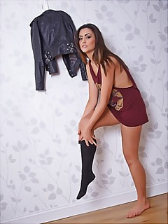 More Then Nylons. Oh we do like a..