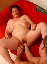 Nasty.., Plump Mature