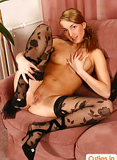 Juicy.., Cuties In Stockings