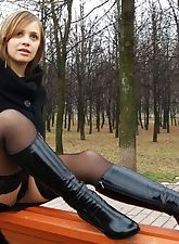 GF in.., GF in Leather Boots