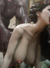 3D Evil.., 3D Evil Monsters
