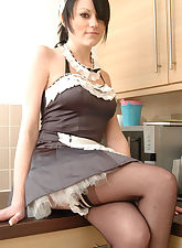 Maid in.., Maid In Stockings