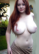 red head, Amateur Porn