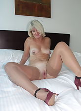 blonde.., More Amateur Pics Here