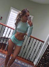 gym outfit, Amateur Porn