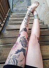 tattooed, Amateur Porn