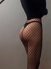 fishnets, Amateur Porn
