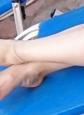 gfs feet.., Amateur Porn