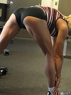 Mofos Network. Meet the neighborhood Milf.  I see her work out at my local gym all the time. I had to get some video for later, but I..