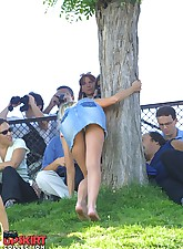Accident.., Upskirt Collection