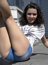 Chick in.., Upskirt Collection
