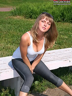 Outdoor xxx hard photo