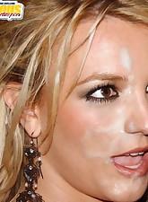 Britney.., Famous Celebrities