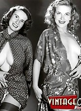 Cute and.., Vintage Classic Porn