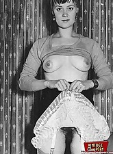 Horny.., Vintage Classic Porn