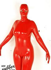 Hot red.., Flexi Fetish Girls