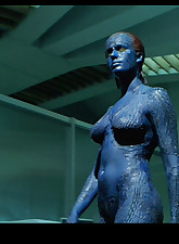 Statuesq.., Mr Skin