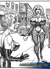Pain on.., Adult Comics World