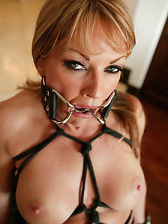 MILF Humiliation tied pounded